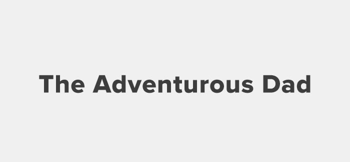 The Adventurous Dad