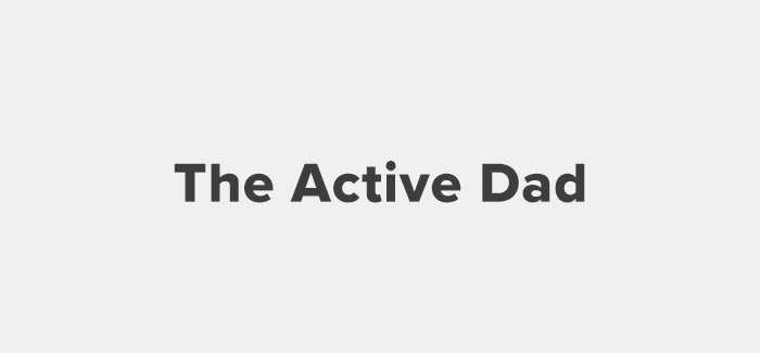 The Active Dad