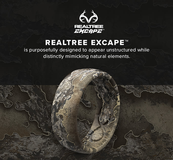 REALTREE EXCAPE RING