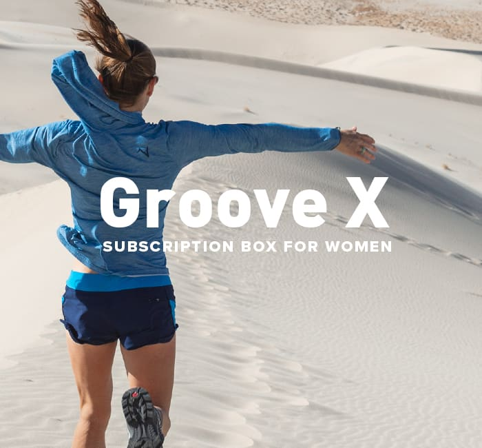 Groove X Subscription Box for Women