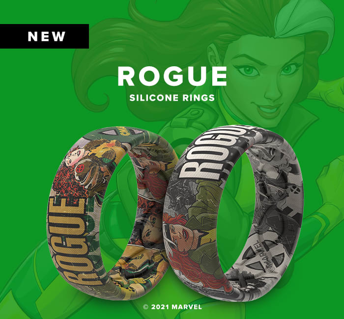 Rogue Silicone Rings