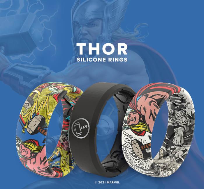 Thor Marvel Rings