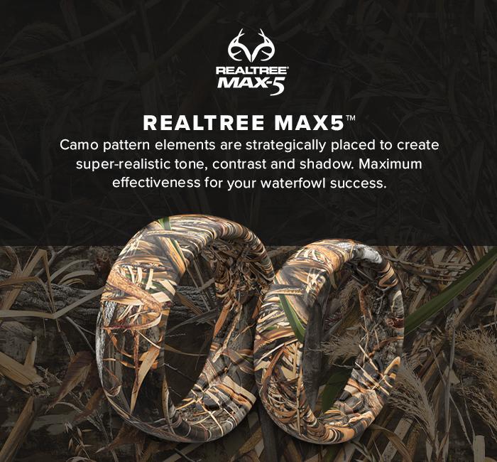 REALTREE MAX5 RINGS