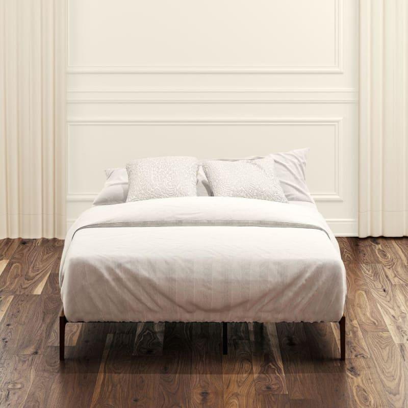 Savannah wood compack adjustable bed frame