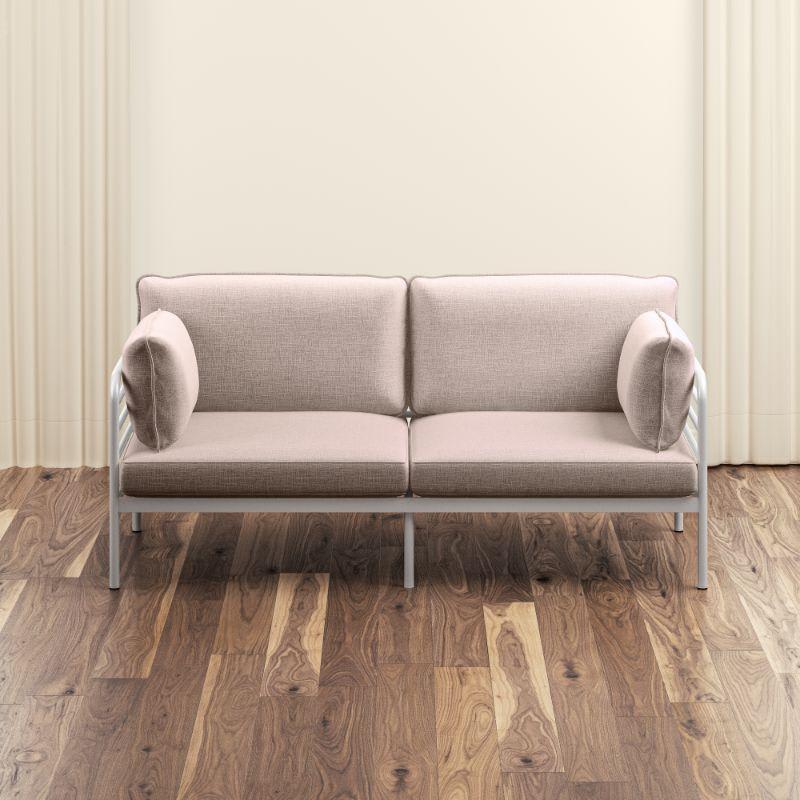 Ellen Metal Frame Sofa