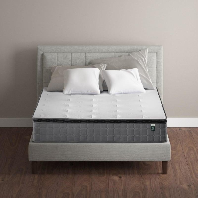 Cool Touch Comfort Gel Memory Foam Hybrid Mattress