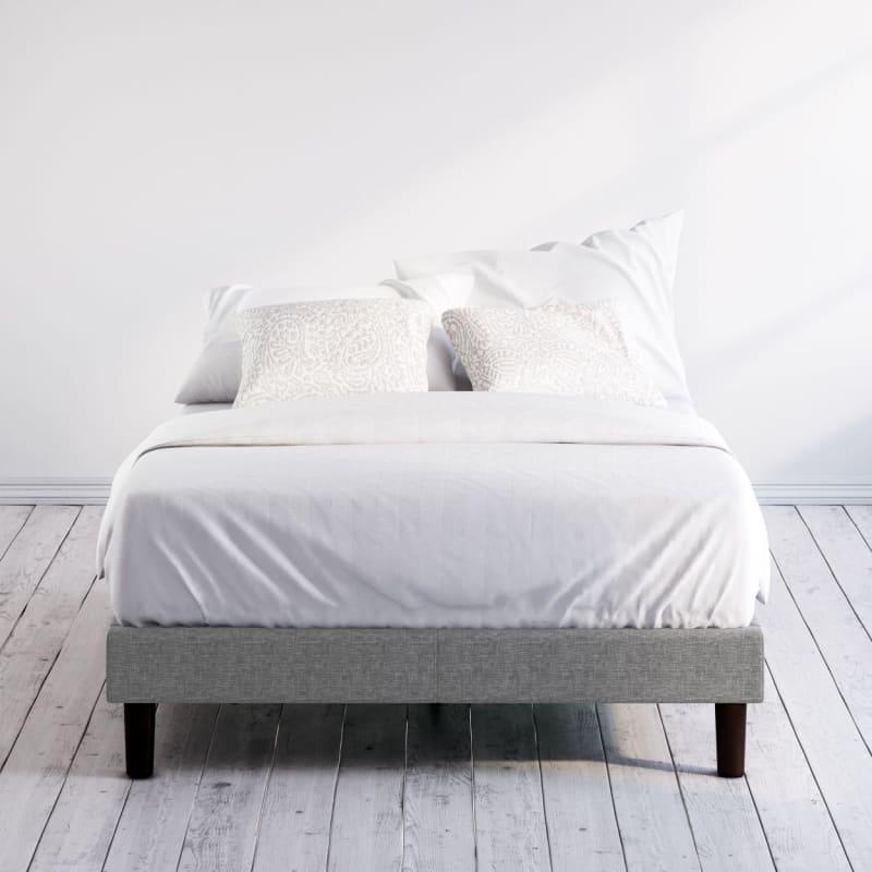 Curtis Upholstered Platform bed frame