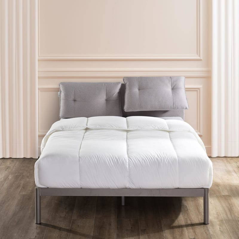 Avery Platform Bed with Reclining Headboard