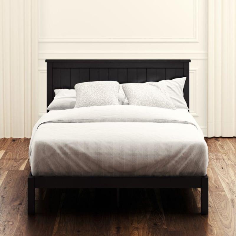 Santiago Wood Platform Bed