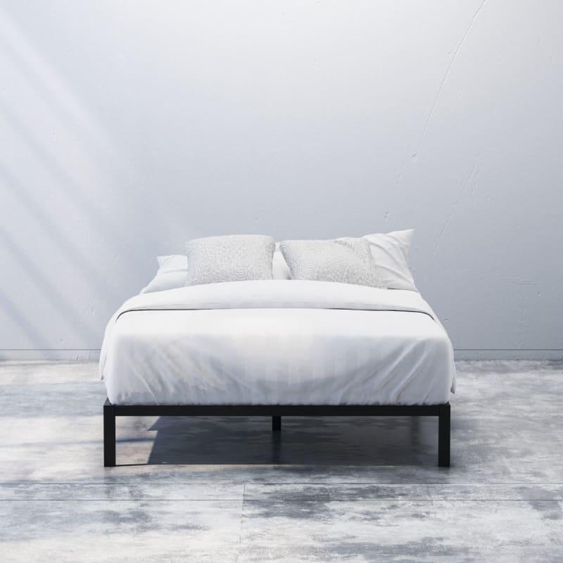 Arnav Metal Platform Bed Frame
