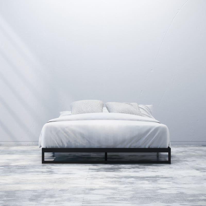 Trisha Metal Platforma Bed Frame