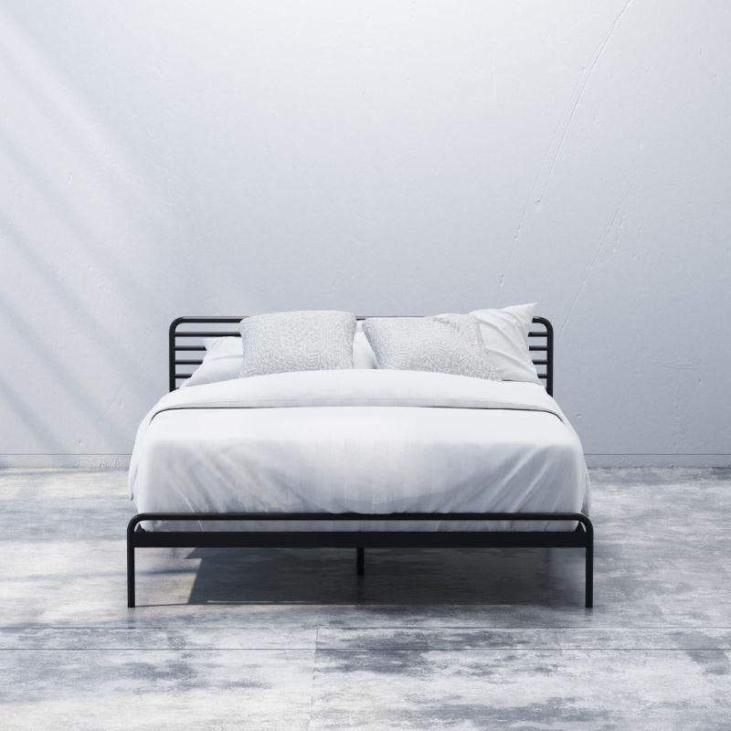 Tom Metal Platform Bed Frame