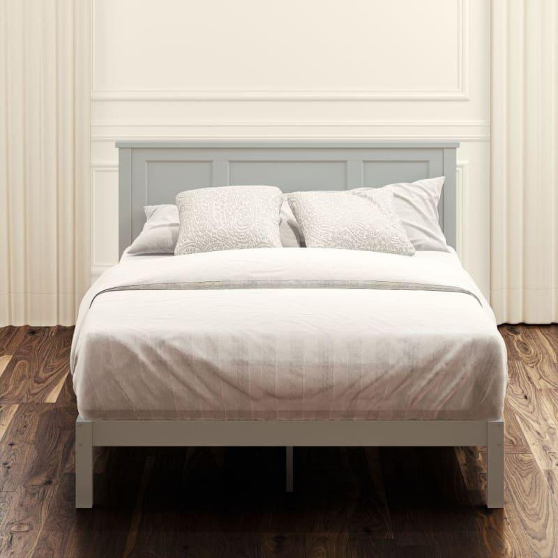 Andrew wood Platform Bed frame
