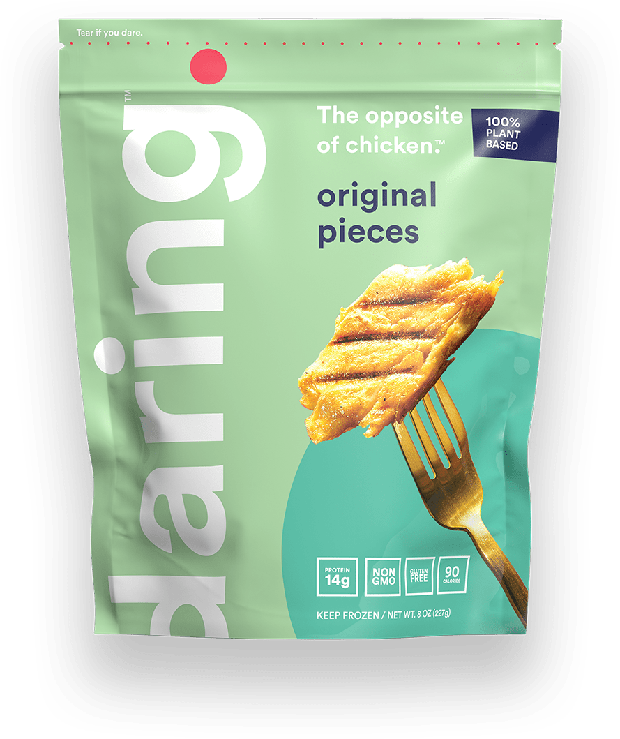 Daring Foods Original Pieces Plant Based Chicken