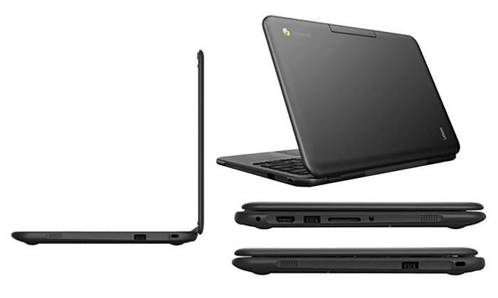 "Lenovo N22 Dual Core 11.6"" Chromebook"