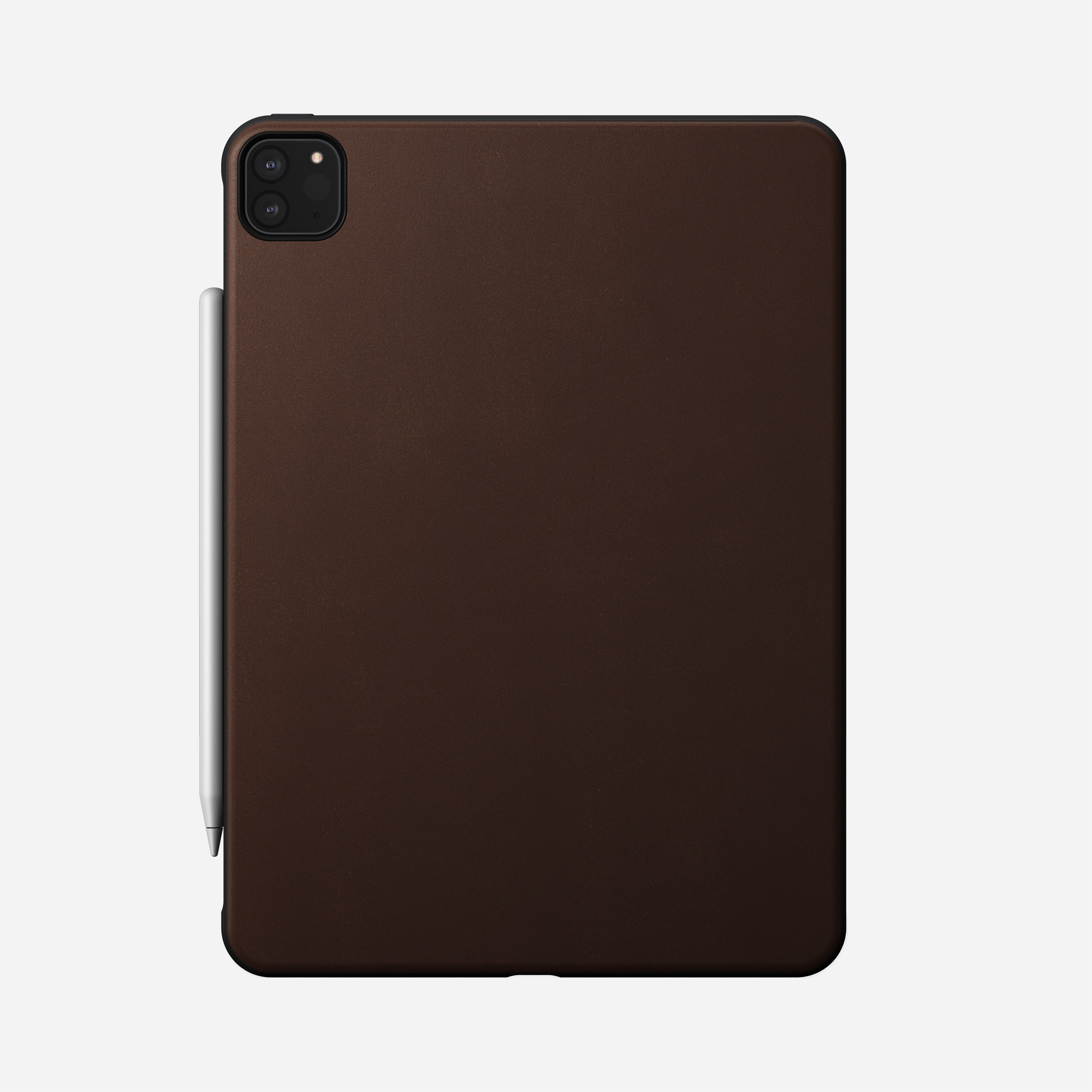 Rugged case horween leather rustic brown ipad pro 11 inch 2nd generation