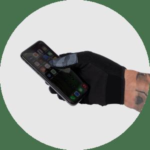 Touchscreen-Friendly
