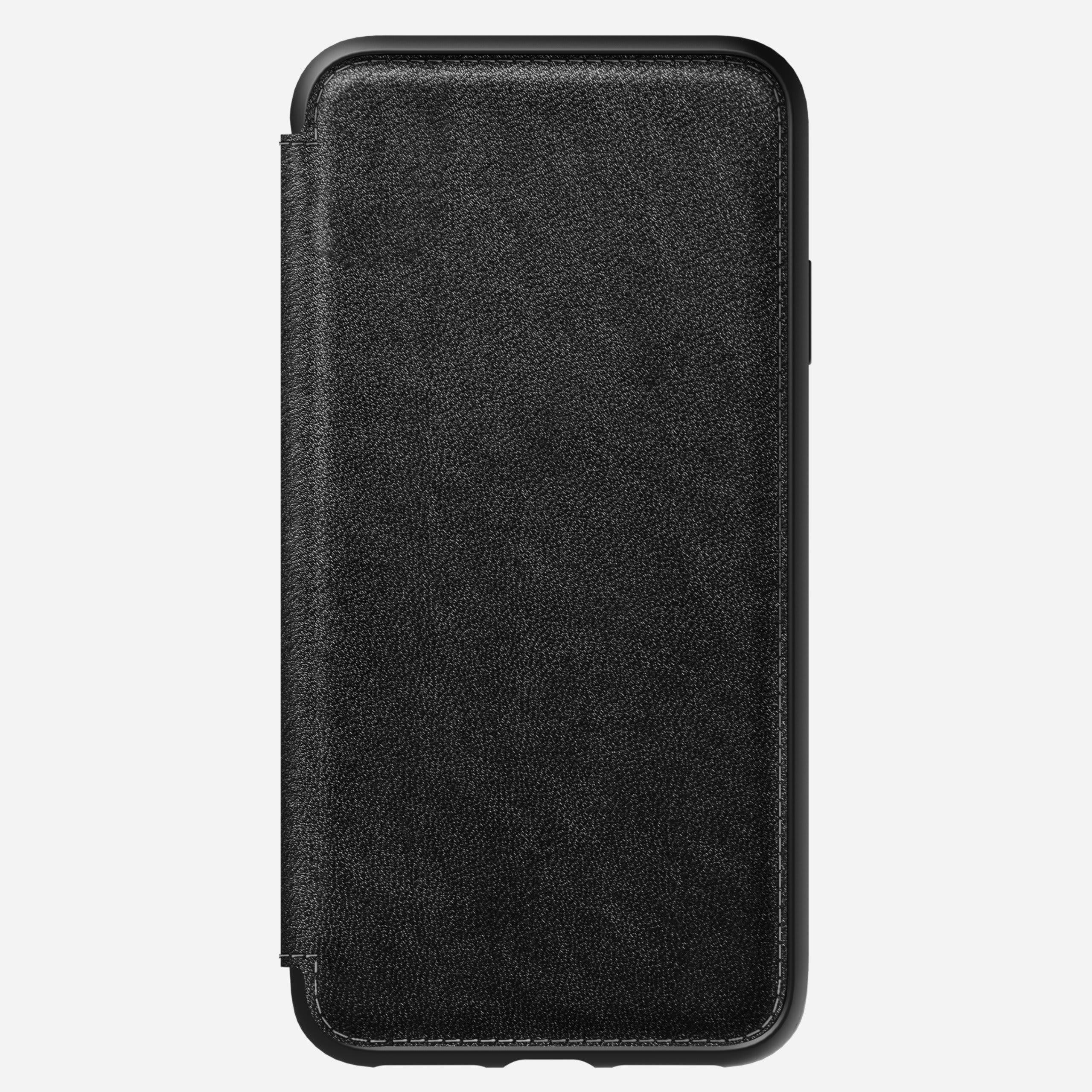 Rugged folio black xs max