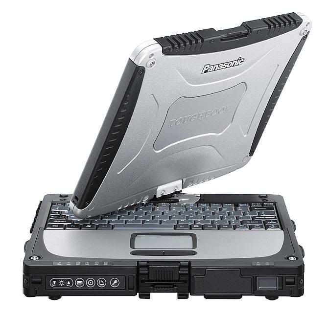 Panasonic CF-19 MK8 i5 Toughbook Touch Windows 10 Pro Rugged