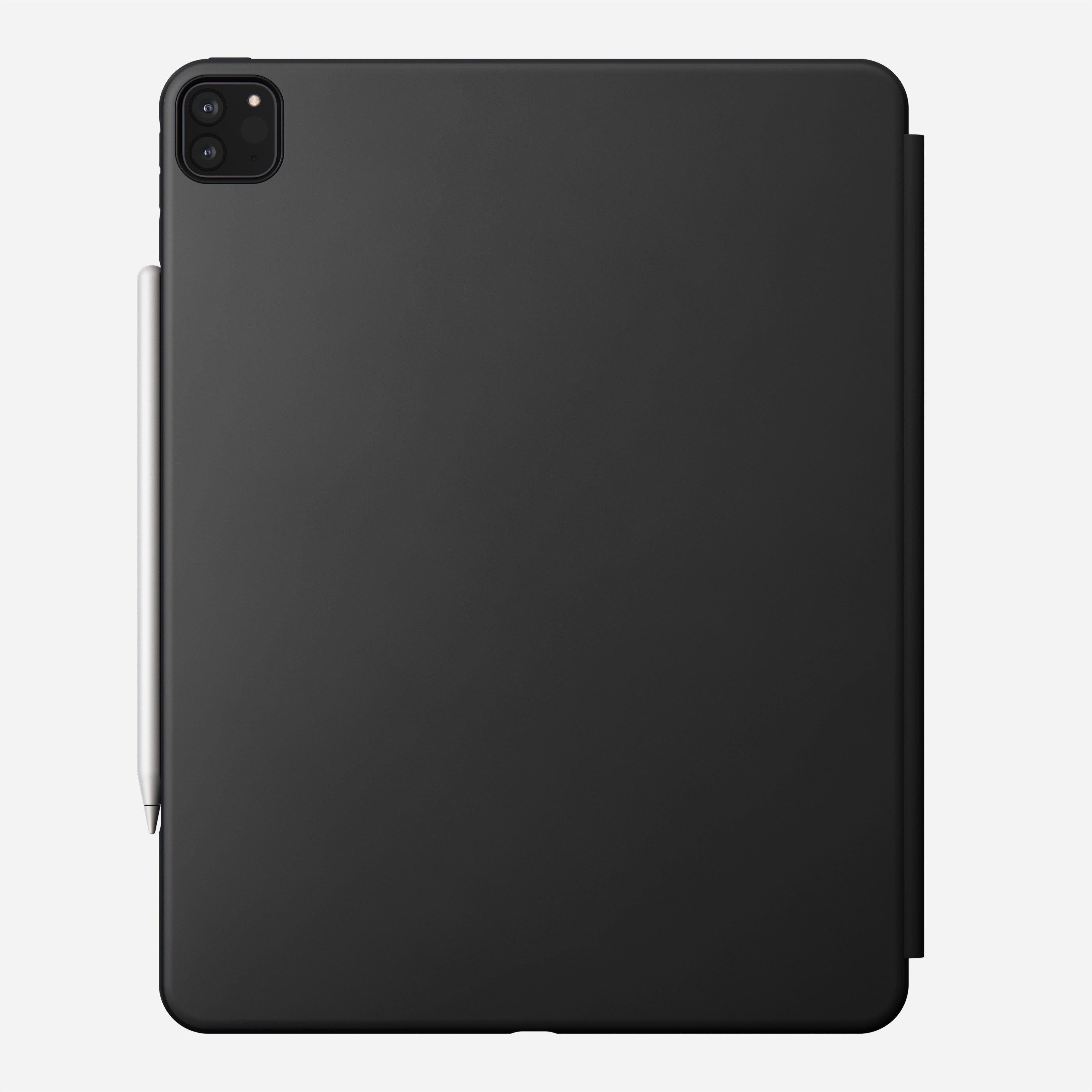Rugged folio pu deep gray ipad pro 12 9 inch 4th generation