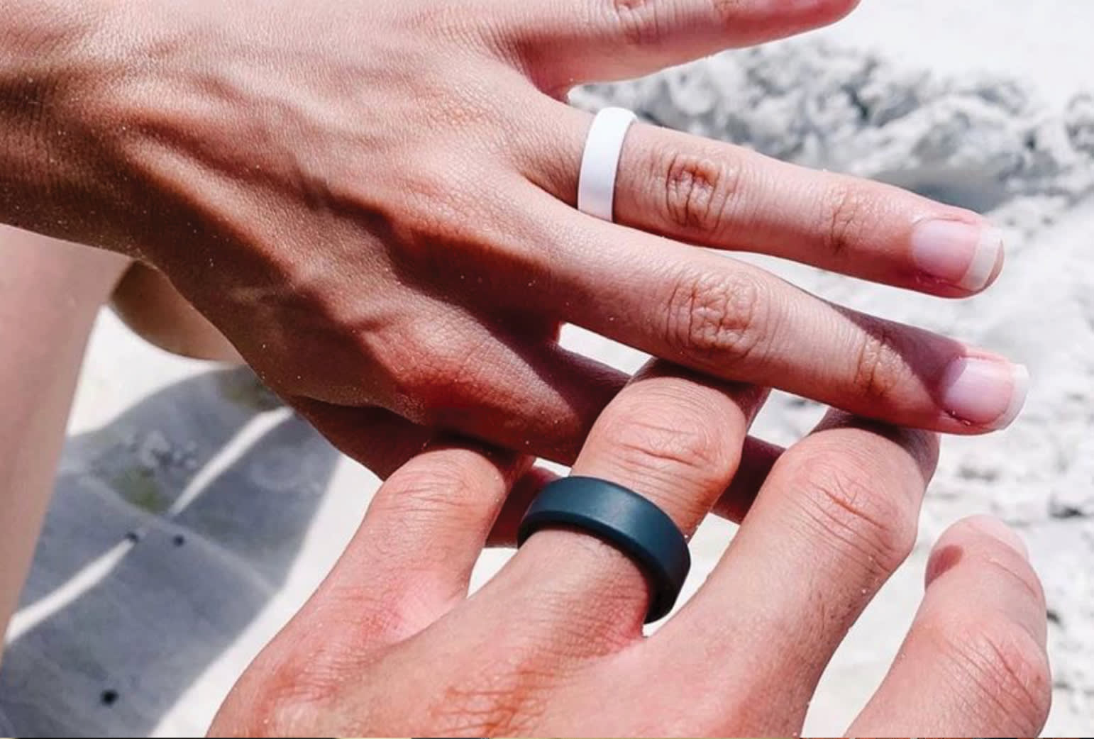 Silicone Rings for Your Honeymoon