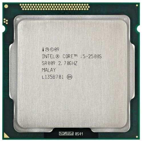 Intel Core i5-2500S 2.70Ghz Processor SR009