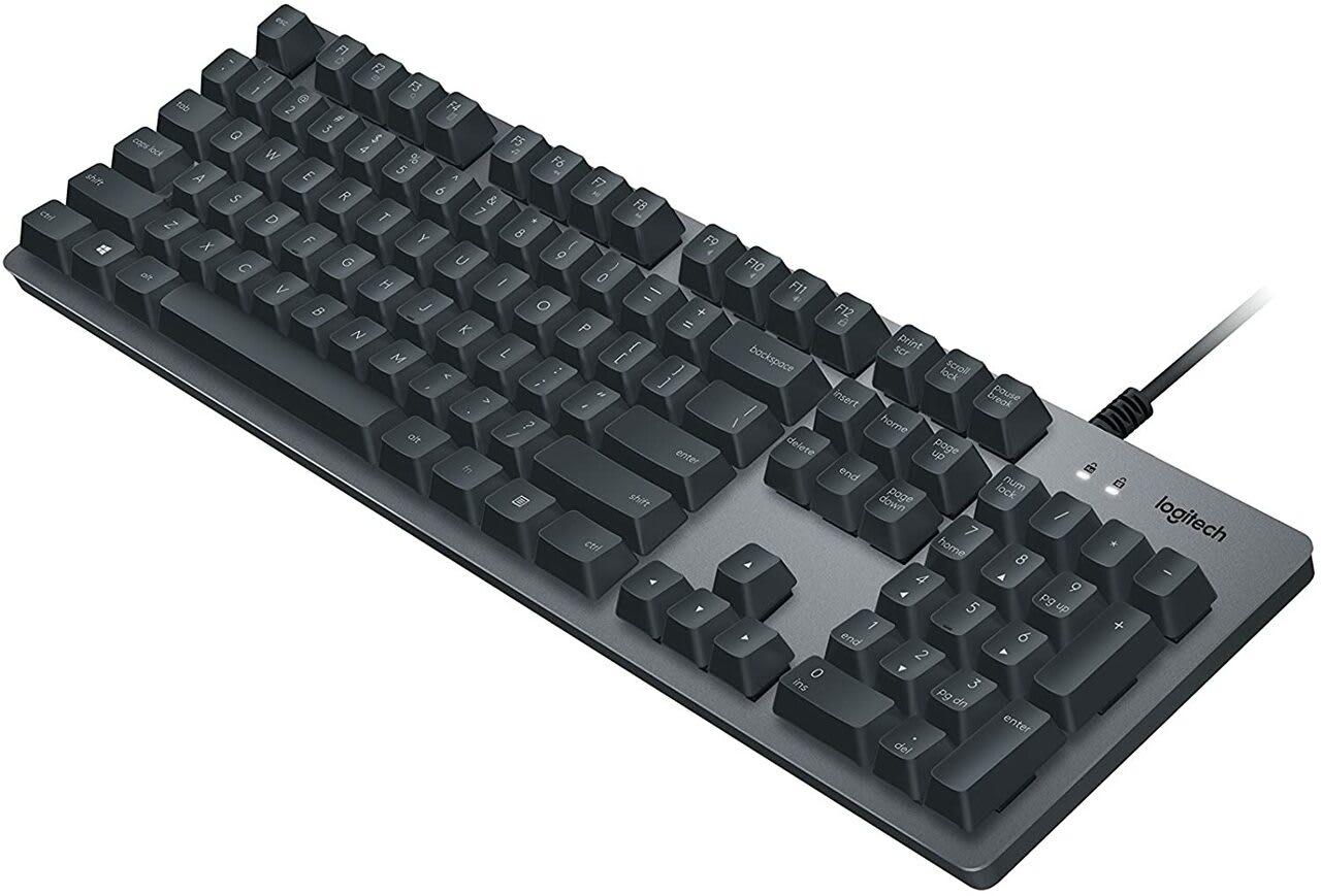 Logitech K840 Mechanical Gaming Keyboard