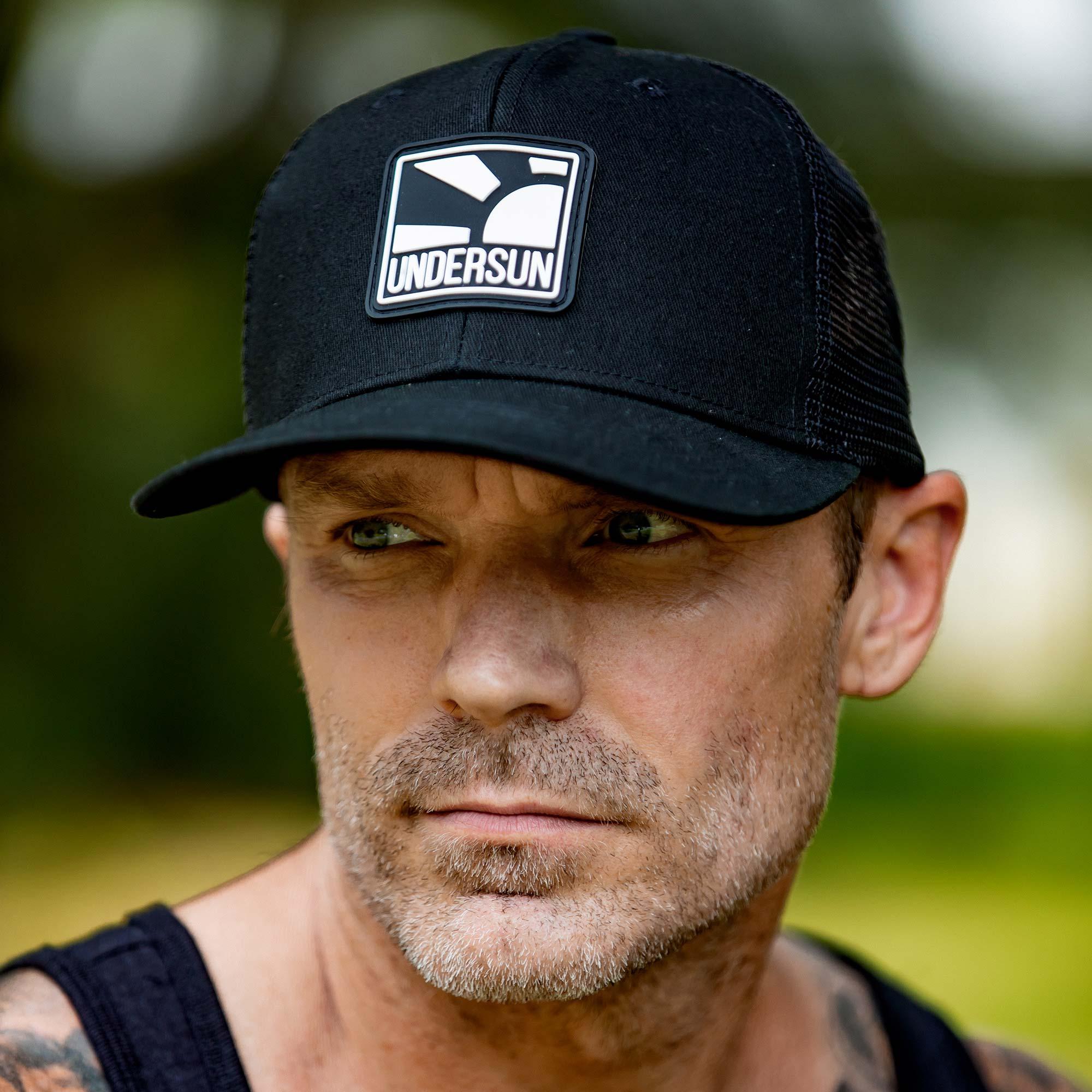 Undersun Logo Premium Snapback Hat
