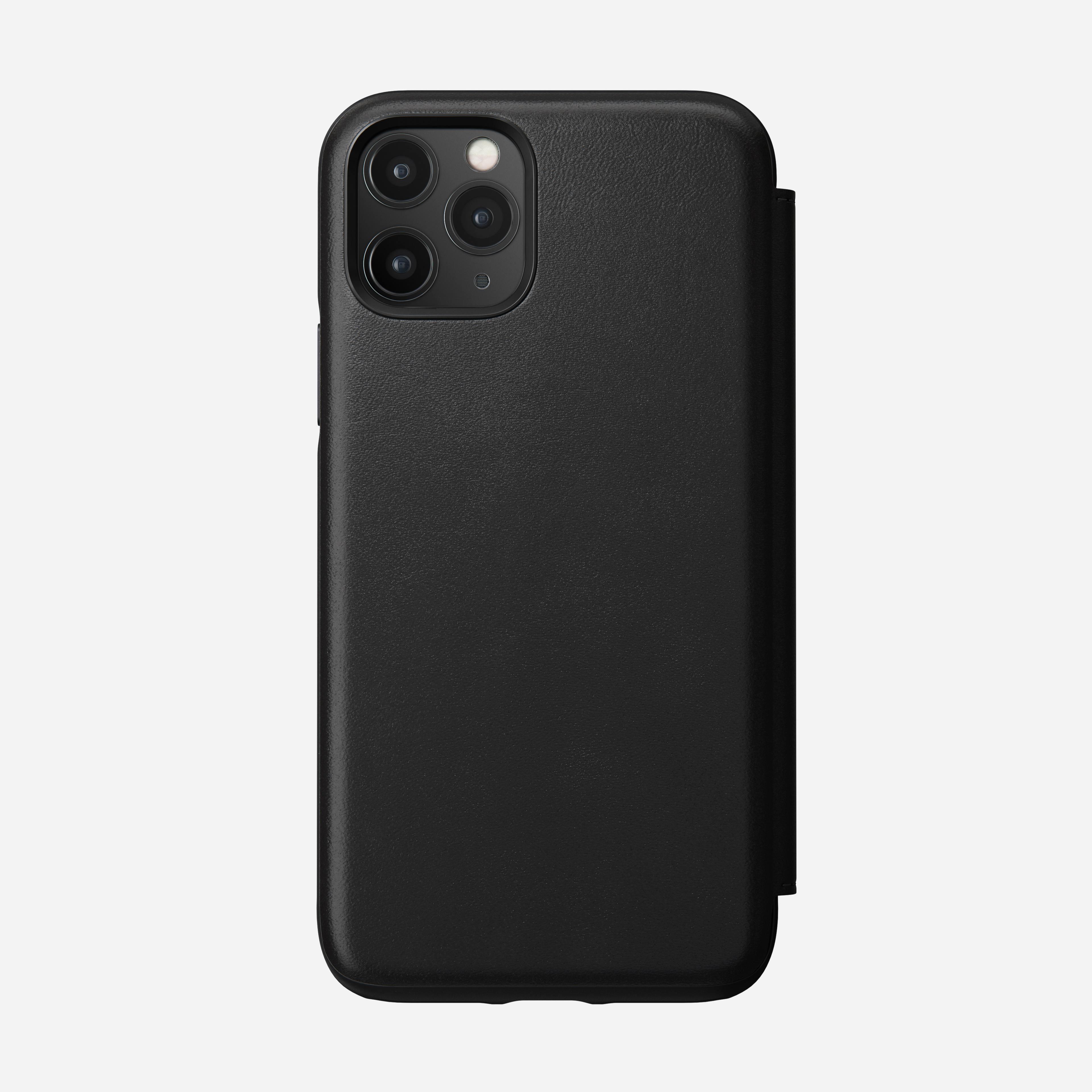 Rugged folio black iphone 11 pro