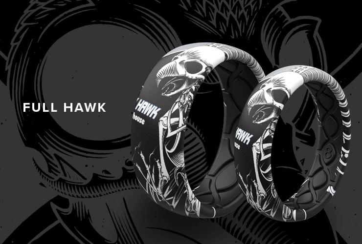 Tony Hawk Full Hawk rings