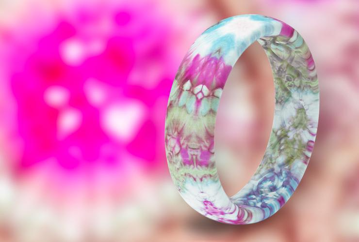 Unique Silicone Rings for Women