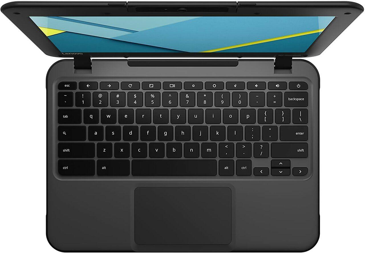 """Lenovo N22 Chromebook 11.6"""" Touchscreen"""