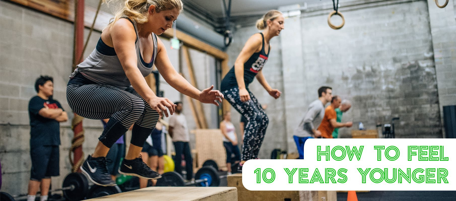 How to feel 10 years younger and boost your endurance with our NAD+ Triple Play.