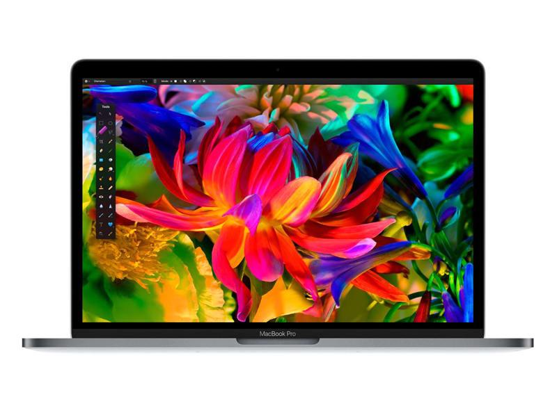 """Apple MacBook Pro i7-7920HQ 15"""" Touchbar Mid-2017 Gray"""