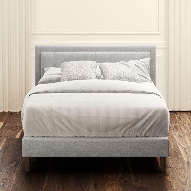 dachelle upholstered platform bed frame