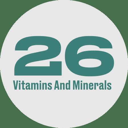 Powerful Micronutrients