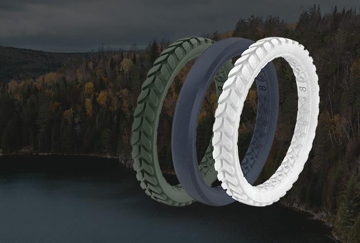 Euphoria Stackable ring