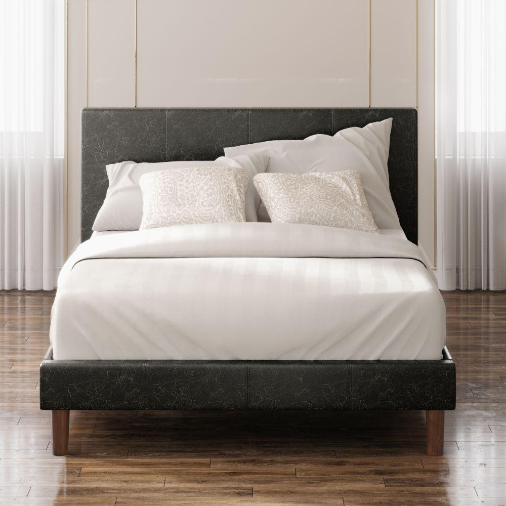 Gerard upholstered Platform Bed frame