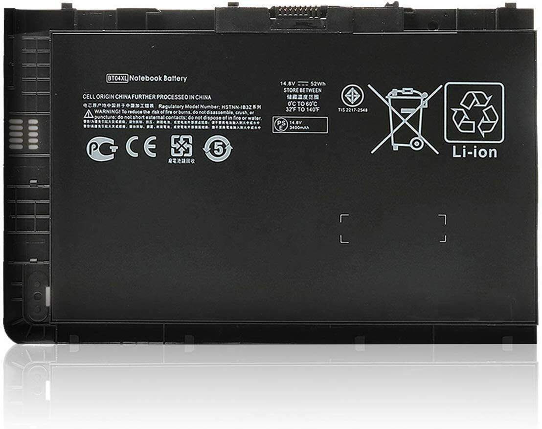 HP Replacement EliteBook Folio Battery BT04XL 687945-001