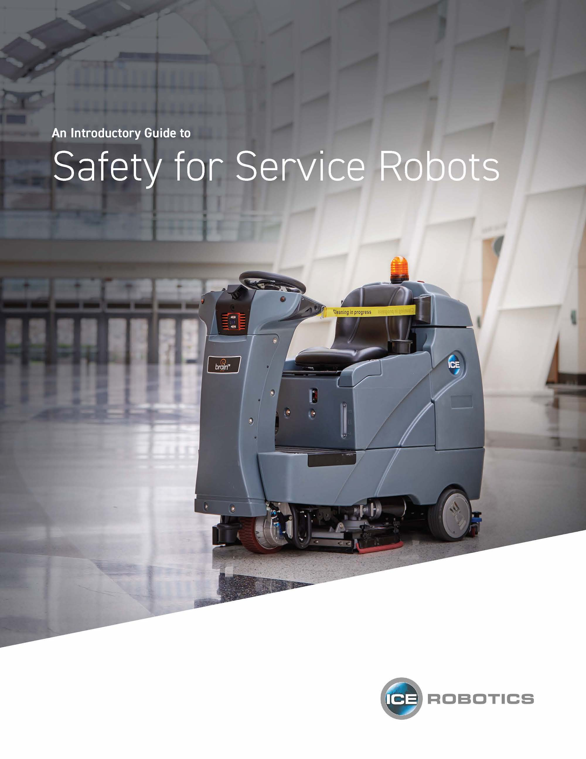 An Introductory Guide to Safety for Service Robots