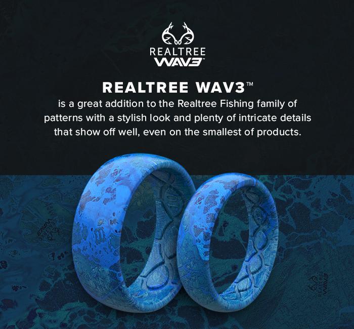 REALTREE WAV3 RINGS