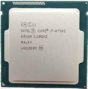 Intel Core i7-4790S 3.20Ghz Processor SR1QM