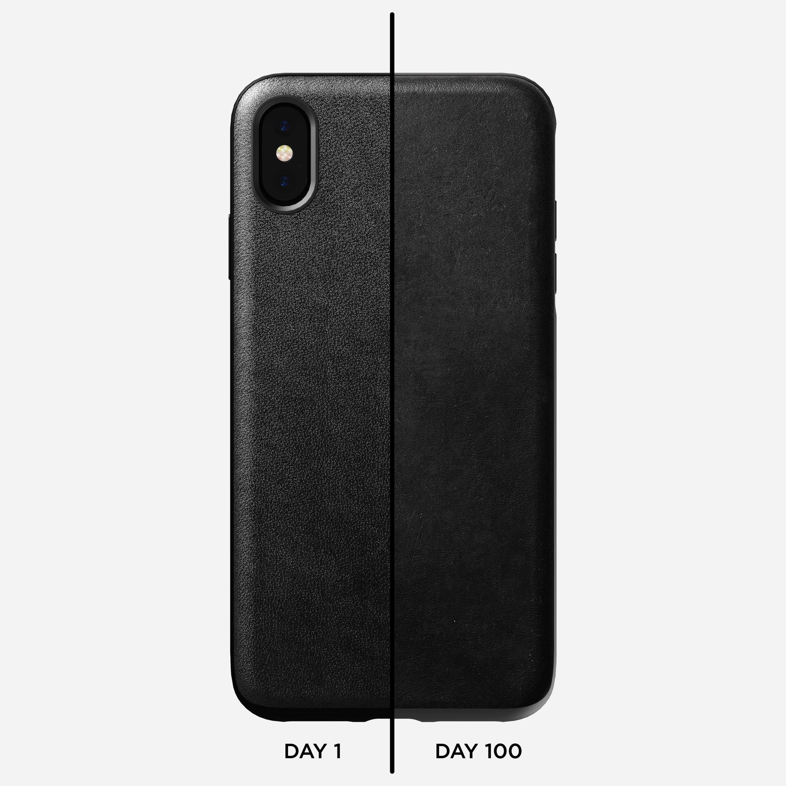 Rugged case black xs max