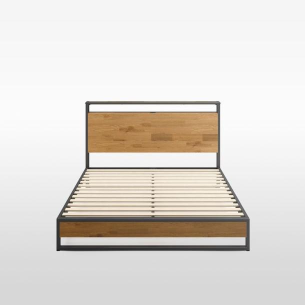 Suzanne Platform Bed