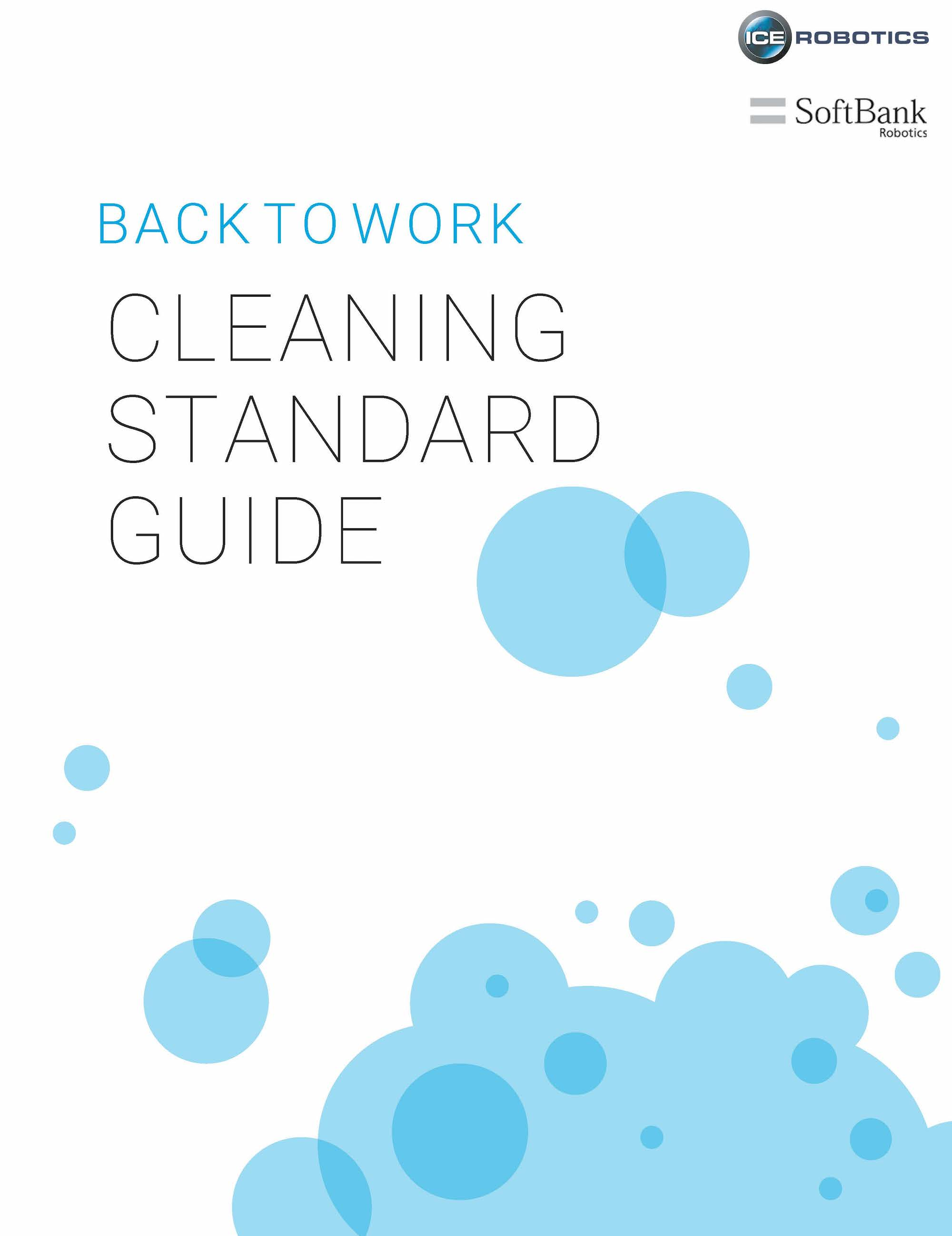 Back to Work Cleaning Standard Guide