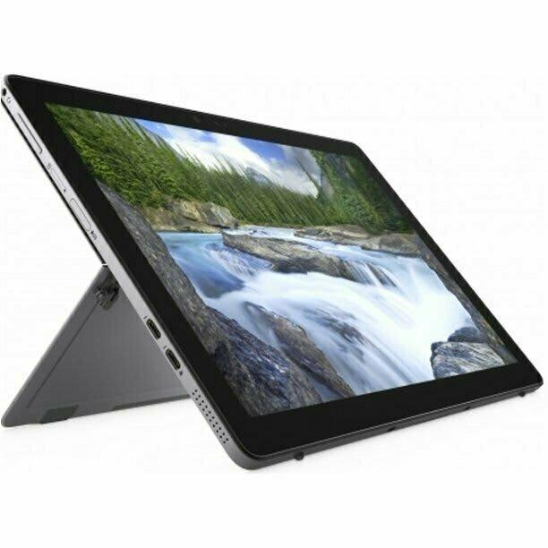 "Dell Latitude 7200 i5 8th Gen Tablet 12"" Windows 10 Pro Cosmetic"