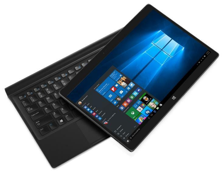 """Dell XPS 12 9250 Tablet 12"""" 2-in-1 Windows 10 Pro"""