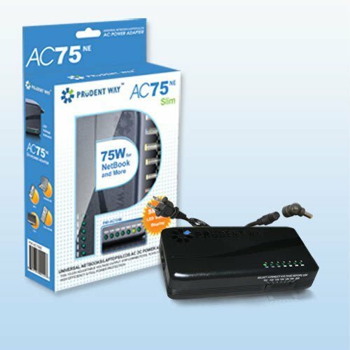 Universal 75W Slim AC Power Adapter