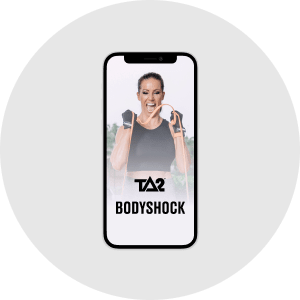 TA2 Bodyshock 90-Day Digital Program (1 Year Access)