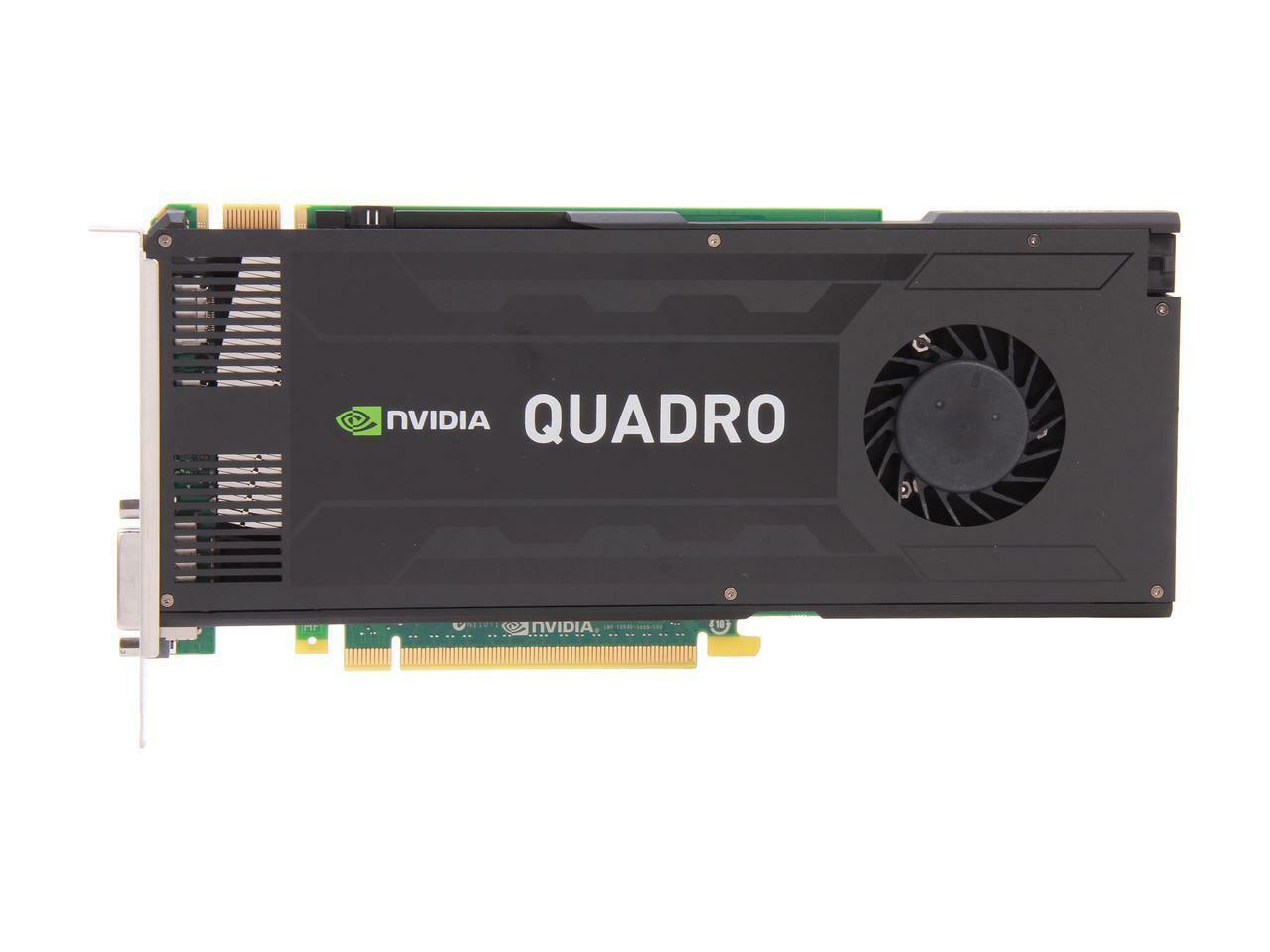 PNY NVIDIA Quadro K4200 4GB GDDR5 Video Card